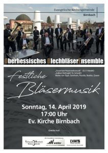 Plakat OBE-Birnbach 2019