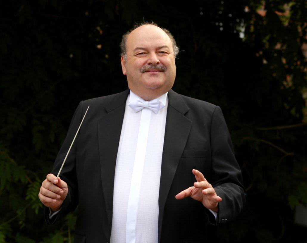 Ulrich Conzen, Foto: Ulrike Anhamm
