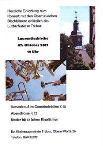 Plakat Trebur